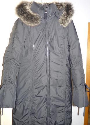 Пуховик snowimage р 48-50