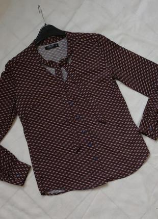 Блузка reserved - xs - вискоза , рубашка, кофта,