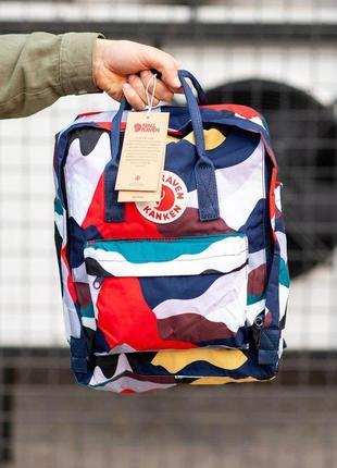 Fjallraven kanken classic стильный рюкзак