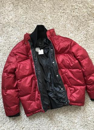 Mango куртка - пуховик оверсайз м- l размер . новая с бирками9 фото