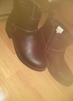 Сапожки ботинки сапоги зима