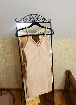 Бандажное платье missguided, бандажна сукня