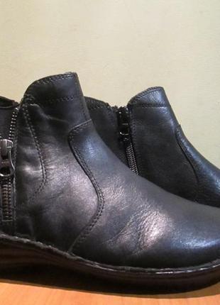 Ботинки lasocki р.36.оригинал.сток.взуття з європи