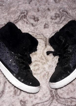 Демисезонные ботиночки f&f 29 р 18 см стелька