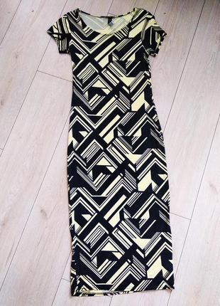 Платье размер с-м