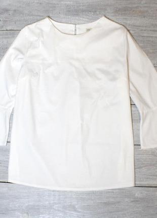 Блуза с расклешенным рукавом new collection