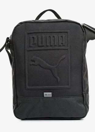 Сумка через плечо, мессенджер puma s portable