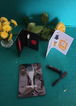 Chanel - косметический набор мини пробников