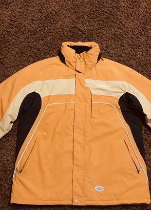 Термозащитная лыжная  куртка skag