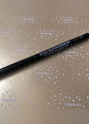 Карандаш chanel stylo yeux waterproof 912 тестер