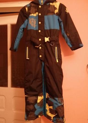 Лижний костюм дитячий