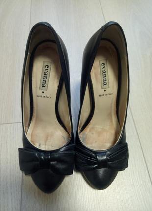 Туфли evanna