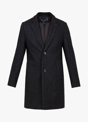 Новое зимнее пальто ted baker, размер l {4}1 фото