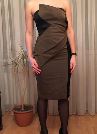 Платье коктельное karen millen