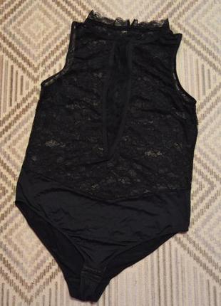 Изысканный боди\блузка esmara р.l