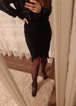 Красивая нежная юбка