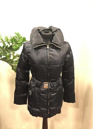 Модный брендовый  пуховик, зимняя курточка