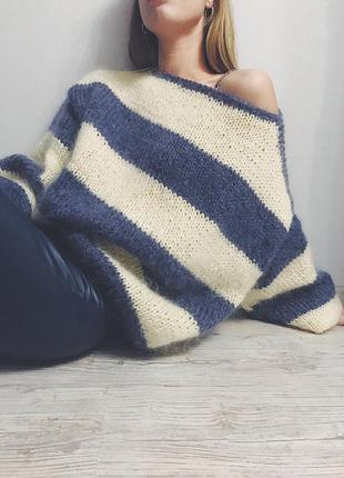 Невероятно тёплый свитер