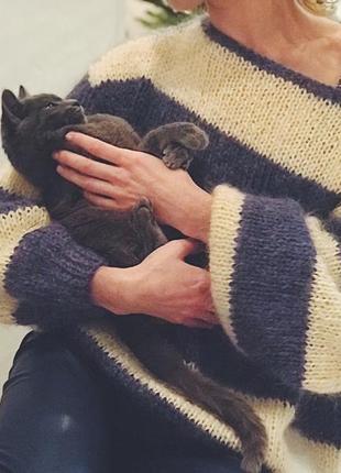 Невероятно тёплый свитер2 фото