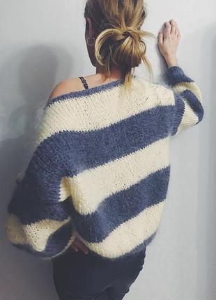 Невероятно тёплый свитер3 фото