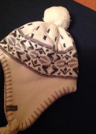 Новая зимняя шапка outventure