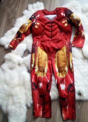Новорічний костюм«супермен»