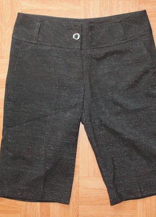 Классические удлиненные шорты до колен англия