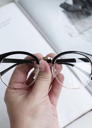 Очки имидж или для зрения