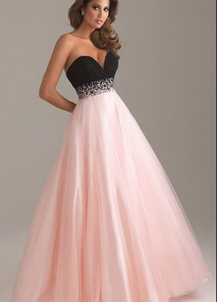 Вечернее/бальное платье night moves /usa