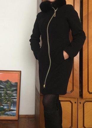 Пальто кашимірове. зима/ весна/ осінь