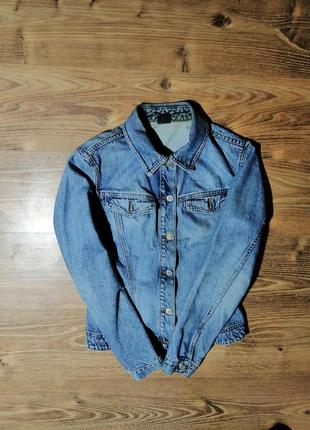 Джинсовая куртка ltb girls