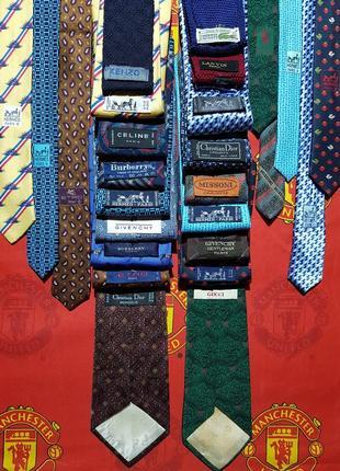 Hermes галстук gucci dior burberry givenchy burberrys celine kenzo lacoste lanvin missoni