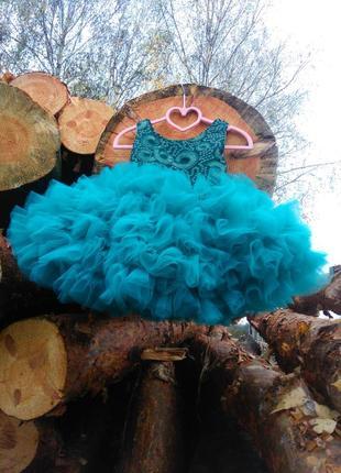 Новое платье на хлопковой подкладке)