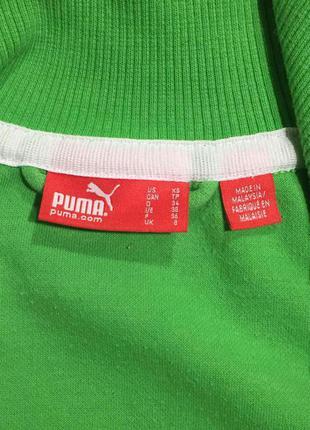 Фирменная олимпийка puma3