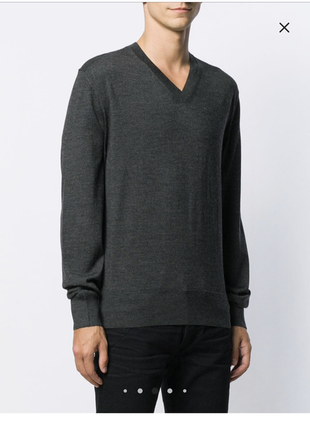 Пуловер стильный модный дорогой бренд diesel размер м