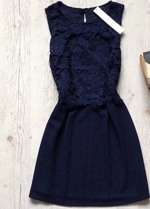 Ажурное платье/ фактурное платье ажур размер l-xl