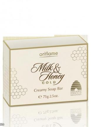 """Мыло oriflame """" milk & honey"""""""