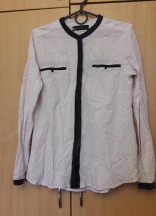 Милая рубашка в горошек reserved