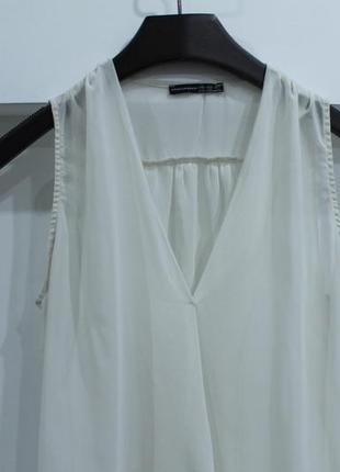 Лёгкая блуза шифон