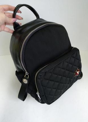 Кожаный рюкзак ! хит продаж