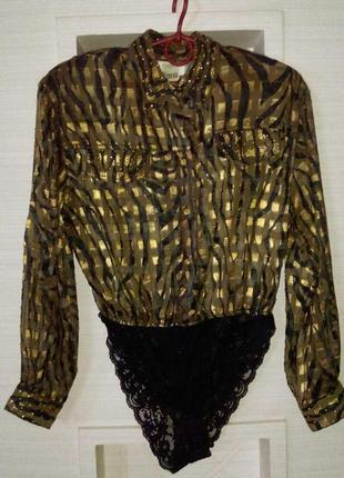 Красивая блуза боди  америка