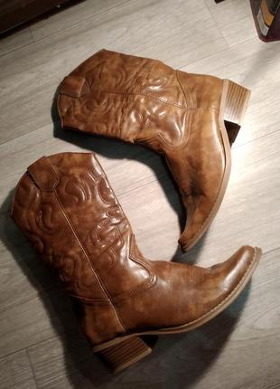 Ковбойскі чоботи  казаки