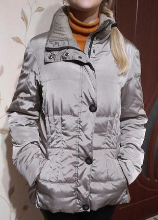 Куртка пуховик geox xl 50-52 купить в одессе