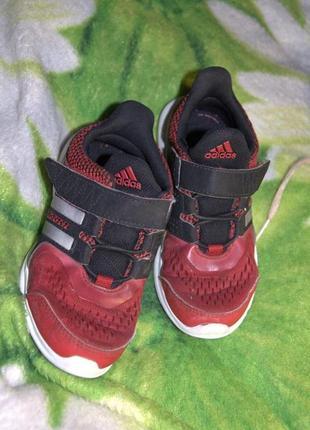 Кроссовки летние adidas оригинальные  размер 29