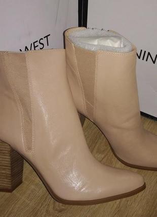 Сапоги nine west