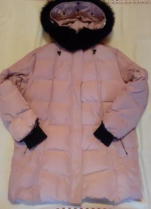 Пуховик, куртка -пальтьо