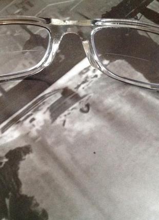 Бифокальные очки ray ban 0/+2