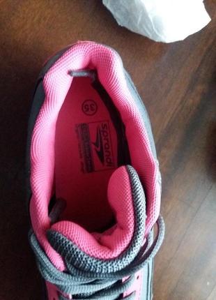 Кросівки sprandi (35 розмір)4 фото