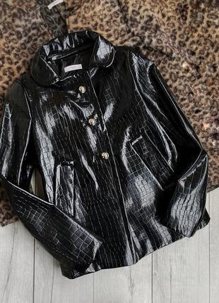 Куртка prada оригинал еко кожа