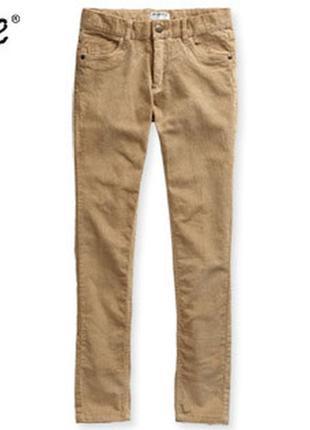 Вельветовые брюки для мальчика alive германия размер 116